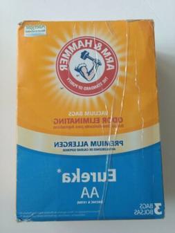 1 X Arm & Hammer Odor Eliminating Premium Allergen AA Eureka