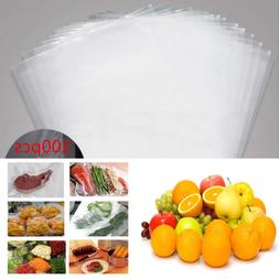 "100 Bags 11""x16"" 4mil Embossed Vacuum Sealer Bags for Kitche"
