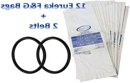 12 Bags for Eureka Style F&G Vacuum Cleaner F G Sanitaire Co
