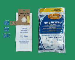 12 Eureka Allergy Style J Vacuum Bags, Athena, Boss Power Up