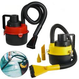 12V Wet Dry Vac Vacuum Cleaner Portable Inflator Turbo Hand