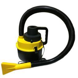 12V Wet Dry Vac Vacuum Cleaner Portable Inflator Turbo Hand