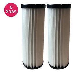 2 Dirt Devil F1 Filters, Part # 3JC0280000, 2JC0280000