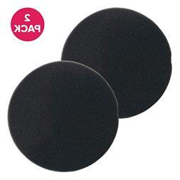 2 Eureka DCF26 Foam Filters Part # 090190 & 68465