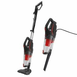 2-in-1 Corded Upright Stick & Handheld Vacuum Cleaner 15Kpa