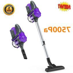 2-in-1 Cordless Handheld Stick Vacuum Cleaner Pet Hair 800ml