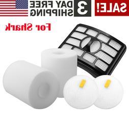 Hepa & Foam Filters For Shark Rotator Pro Lift-Away NV500 NV