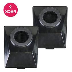 2 Rainbow HEPA Style Filters Fit Rexair E2 Part # R12179, R1