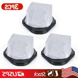 3 Dust Cup Filters for Shark Cordless Pet Perfect II Hand Va