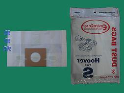 3 Style S Hoover Part #4010064S 4010100S 4010344S Allergy Ca