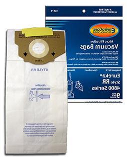 36 Eureka Type RR Upright Allergy Vacuum Bags, Omega Upright