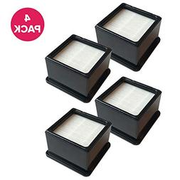 Crucial Vacuum Replacement Air Filters - Compatible with Dir