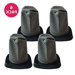 Think Crucial 4 Replacement for Dirt Devil Style F25 Filter,