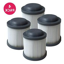 Think Crucial Replacement Vacuum Filters - Compatible with B