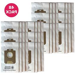 48 Eureka Style Ox & Electrolux Style S Paper Micro Allergen