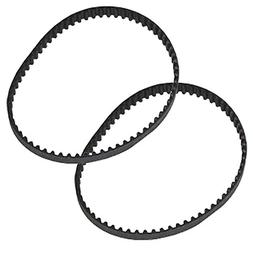 4YourHome 2-Pack Geared Drive Belt Designed to Fit Hoover Wi