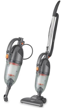 VonHaus 600W Gray 2 in 1 Corded Upright Stick and Handheld V