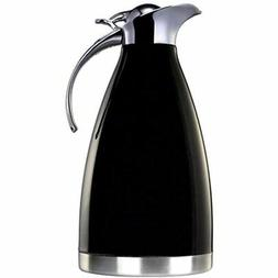 68 Oz Thermal Carafe/Coffee - 2L Stainless Steel Double Wall