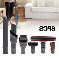 6Pcs  For Dyson V6 V7 V8 V10 Vacuum Cleaner Brush Parts Acce
