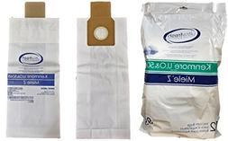 8 Genuine Kenmore U Bags 50105; 50688, 50690, Type O
