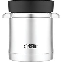 Thermos 80010 Black Food Jar with Microwavable Container, 12