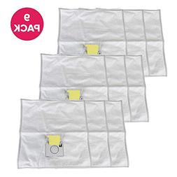 9 Kenmore 5055, 50557 & 50558 Cloth Bags, Part # 433934