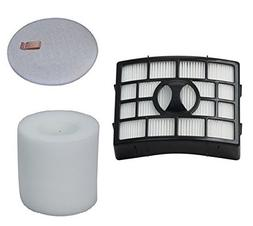 Best Vacuum Filter compatible with Shark NV650 HEPA, Foam &