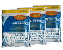 Bissell Style 1 and 7 Upright Vacuum Bags -9 Pk