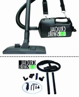 Crucial Swirl Powerful Handheld Portable Vacuum Cleaner, Inc