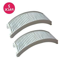 Crucial Vacuum Replacement Air Filter - Compatible with Biss