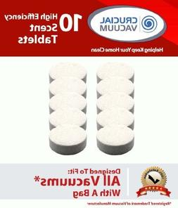 Crucial Vacuum Scent Tablets