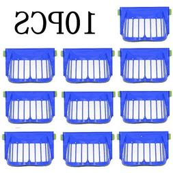 DerBlue Compatible/Replacement Parts 10 x Aero Vac Filters K