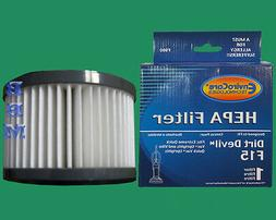 Dirt Devil F15 HEPA Filter #1SS015000 - Genuine