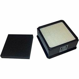 Dirt Devil F66 HEPA Filter and Foam Filter Set for Dirt Devi