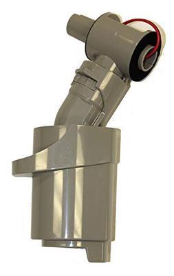 Electrolux Canisters LE-7020B & 7055B Power Nozzle Elbow Par