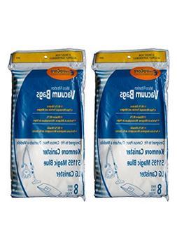 EnviroCare Replacement Vacuum Bags for Kenmore 51195 Magic B