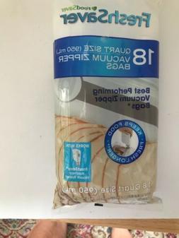 FoodSaver 1-Quart BPA-Free Multilayer Construction Vacuum Zi
