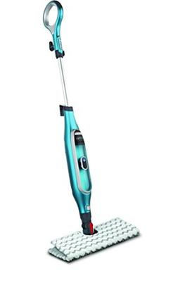 Shark - Genius™ Steam Pocket® Mop - Teal Blue