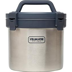 Stanley Adventure Vacuum Crock Food Jar, Stainless Steel, 3