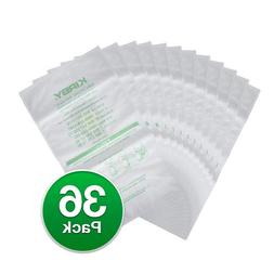 Kirby 6-Pack Allergen Reduction Filters, 204811