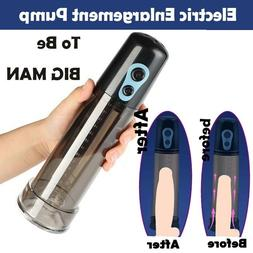Auto Electric Penis_Enlarger Vacuum Pump Enlargement for Men