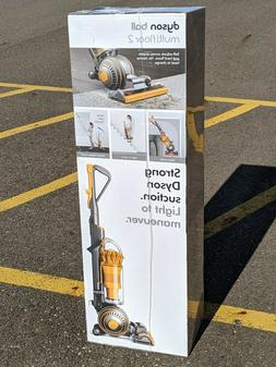 Dyson Ball Multi Floor 2 Upright Vacuum | Yellow | New