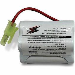 ZZcell Battery For Euro Pro Shark Vacuum Carpet XB2700, V293