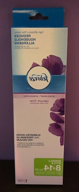Febreze Bissell Style Vacuum Filter 8 &14 Spring & Renewal L