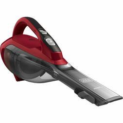 Black & Decker Dustbuster Lithium Cordless Hand Vacuum HLVA3