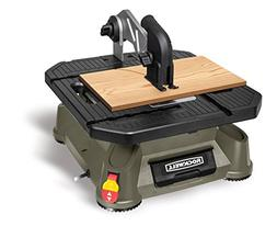 Rockwell BladeRunner X2 Portable Tabletop Saw with Steel Rip