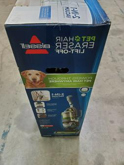 Brand New in Box Bissell Pet Hair Eraser Lift Off Upright Ba