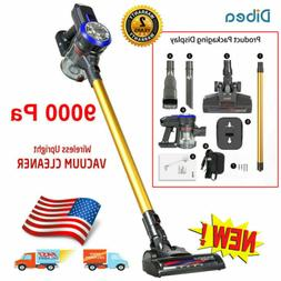 Dibea D18 Cordless Upright Vacuum Cleaner 2-in-1 Floor Handh