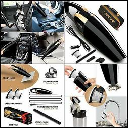 Car Vacuum Cleaner High Power 120W - Corded Portable Handhel