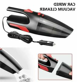 Car Vacuum Cleaner Wet & Dry Ultra Vac Hand Vacuum For Any 1